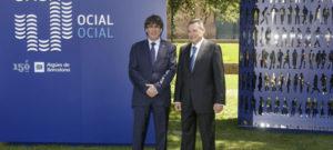 Ángel Simón defiende la gestión público-privada del agua en el 150 aniversario de Agbar
