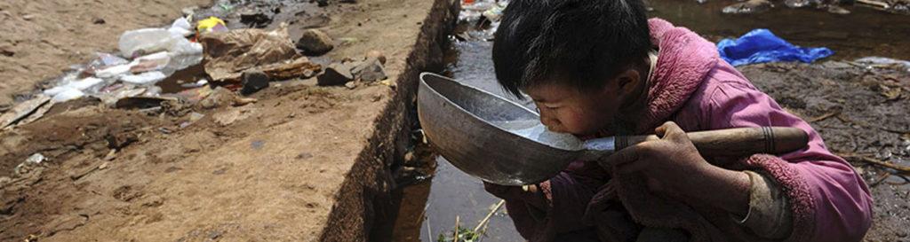 Consecuencias de la contaminación del agua
