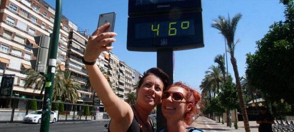 La ola de calor dispara la contaminación por ozono en España