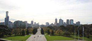 Miles de emails llegan a los árboles de Melbourne