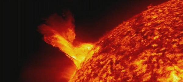 """Desvelan el misterio de las """"llamaradas"""" solares"""