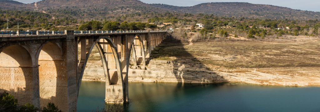 La reserva hidráulica española se encuentra al 50,5 por ciento de su capacidad