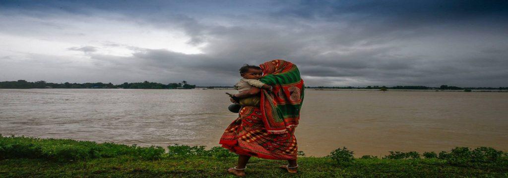 El monzón azota con fuerza el sudeste asiático