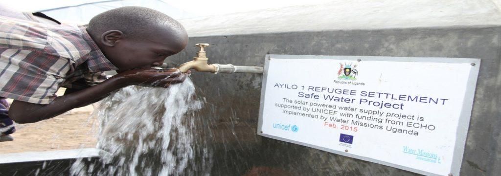 3 de cada 10 personas en el mundo no tienen acceso a agua potable