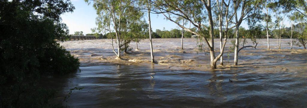 El cambio climático modifica la crecida de los ríos