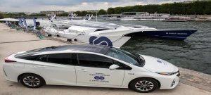 """El primer barco """"sostenible"""" ya navega alrededor del mundo"""
