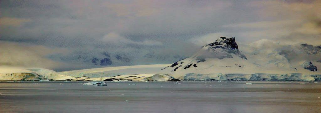 Volcanes bajo el hielo de la Antártida