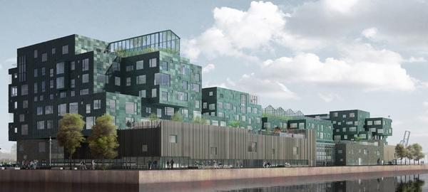 Arquitectura sostenible en Dinamarca