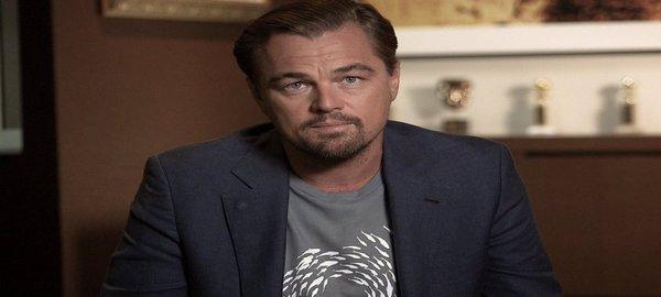 Leonardo DiCaprio vuelve a mostrar su compromiso en la lucha contra el cambio climático