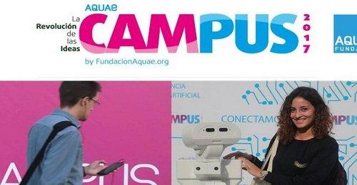 Llega una nueva edición de Aquae Campus (Fundación Aquae) en Cartagena