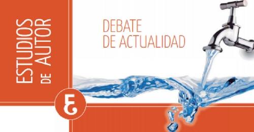 Los españoles emplean en gastos de agua menos del 2% de su renta disponible