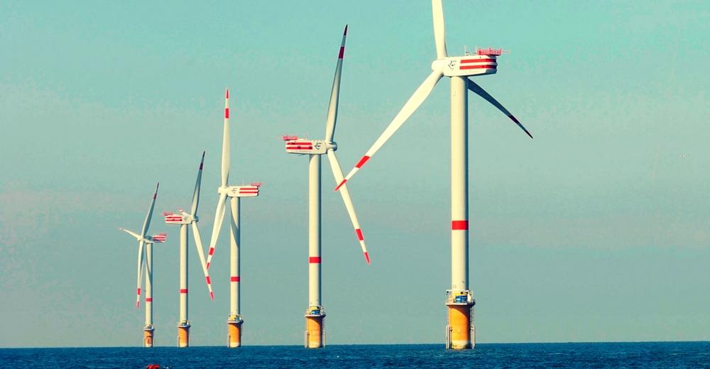 El primer parque eólico marino flotante del mundo se encuentra en Escocia