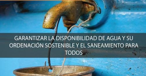 El agua, tema estratégico para el desarrollo ante el cambio climático