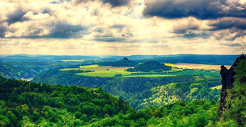 El Telón de Acero de Alemania es ahora una zona de conservación de especie