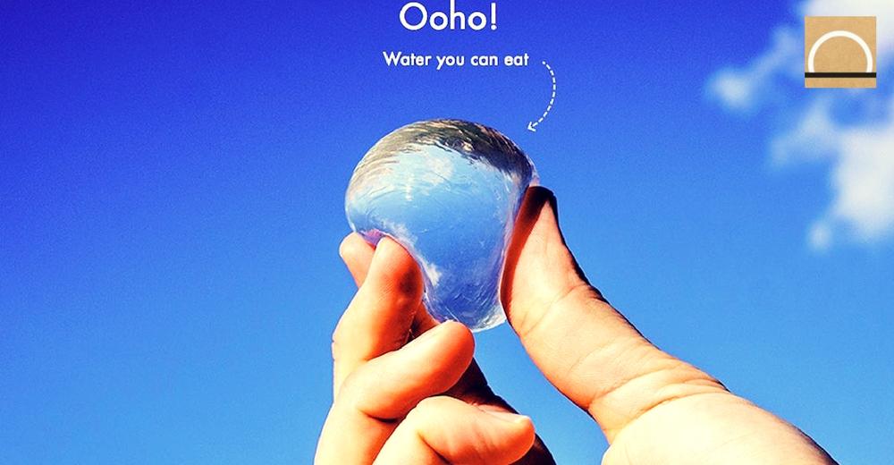 Ooho: el revolucionario envase comestible