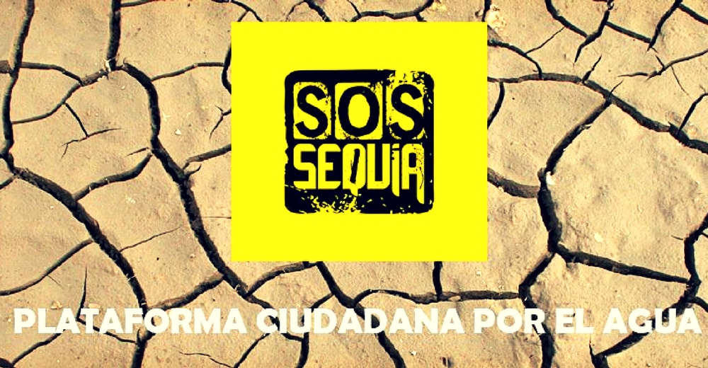 SOS Sequía: la primera plataforma ciudadana creada para concienciar sobre esta amenaza