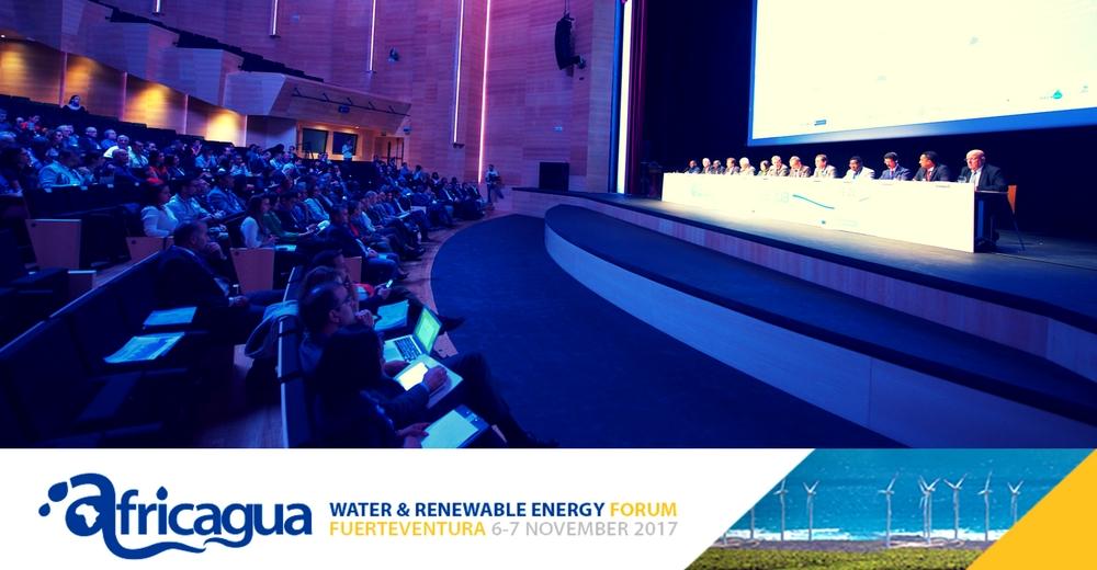 AFRICAGUA, el Foro internacional de agua y energías renovables