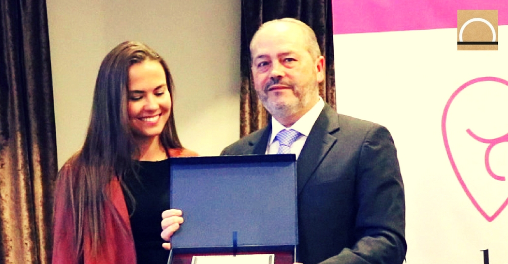 La Fundación Aquae recibe el Premio Paz por su labor humanitaria
