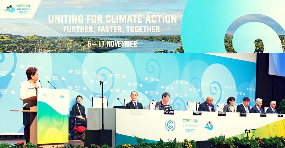 Países en desarrollo presentan en la COP23 acciones para reducir emisiones