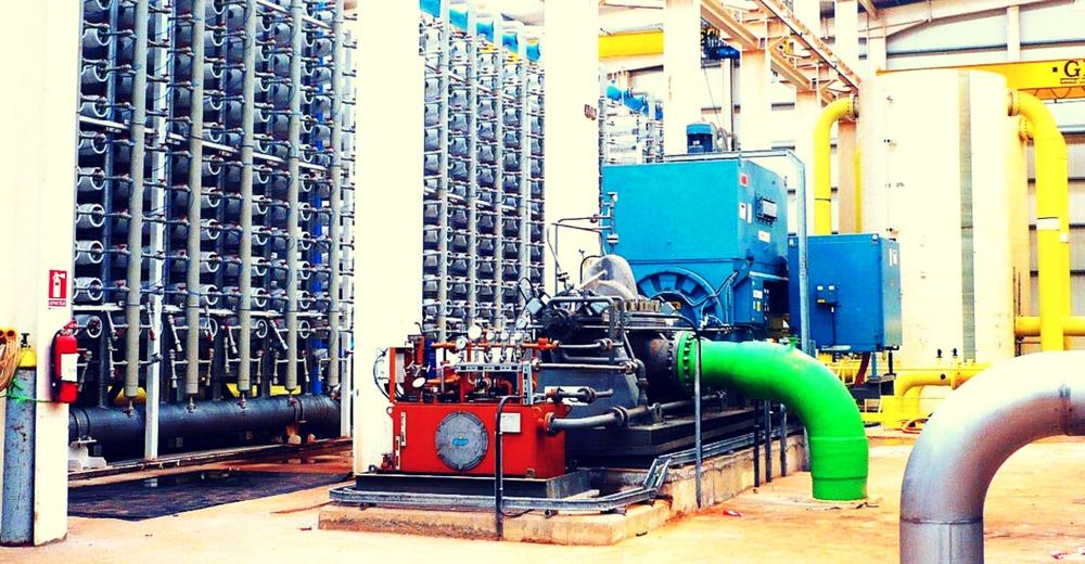 Abengoa tiene luz verde para instalar su tercera planta desaladora en Argelia
