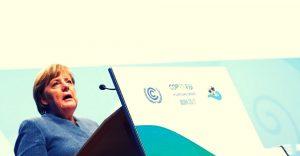 Merkel decepciona en la COP23 sin poner fin al carbón de Alemania