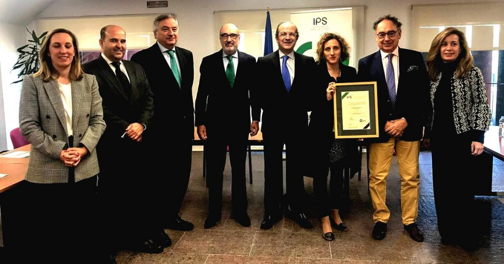 Carrefour obtiene el certificado IPS de compromiso con el medioambiente