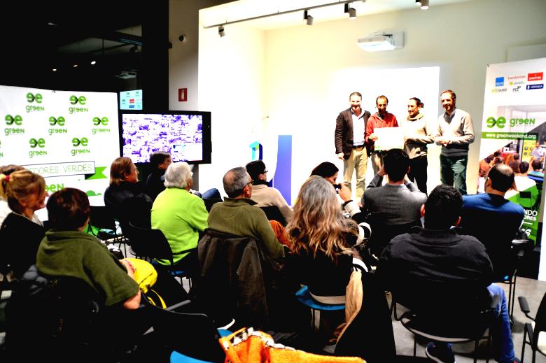 Reforestaci n con drones el proyecto ganador del greenweekend benidorm hidroblog - Viveros amoros ...