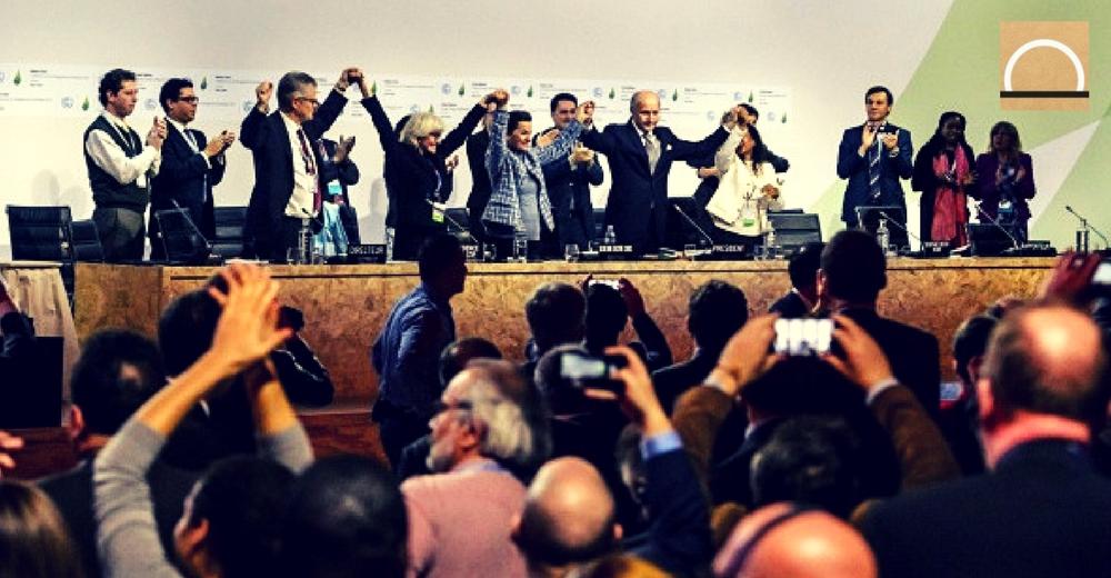 One Planet, la cita para acelerar el cambio económico en el aniversario del Acuerdo de París