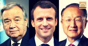 Reforzar el Acuerdo de París y aumentar la financiación global fueron los objetivos en la cumbre One Planet