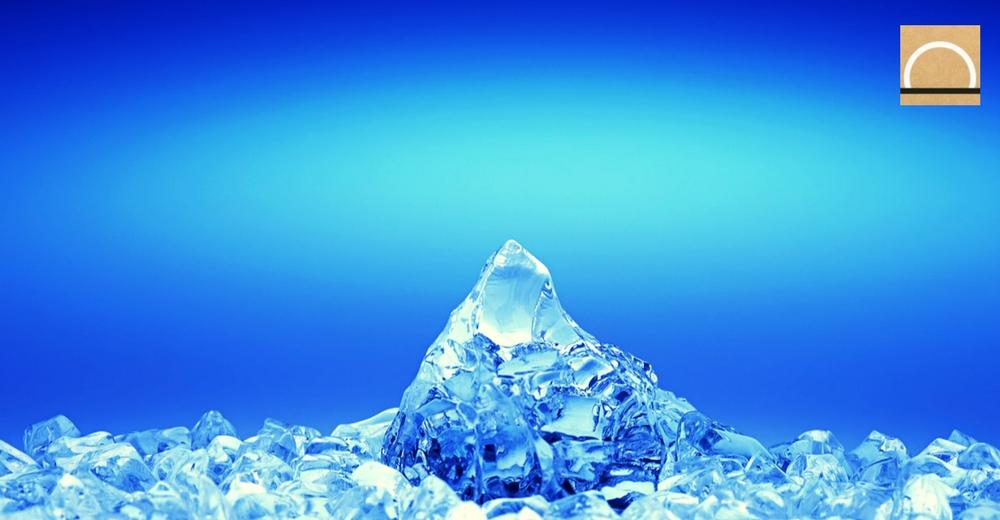 El agua se mantendría líquida hasta a 43 grados bajo cero