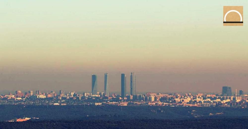 Madrid vuelve a superar los límites de contaminación atmosférica