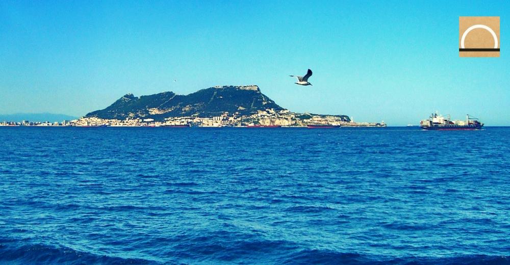 La orografía sumergida del Estrecho de Gibraltar