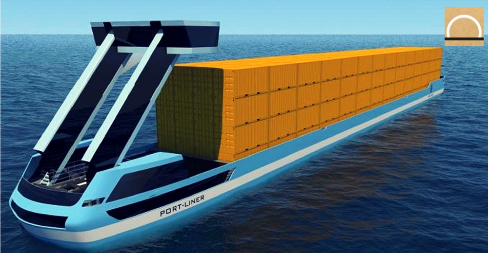 Este año zarpará la primera flota de carga marítima no contaminante