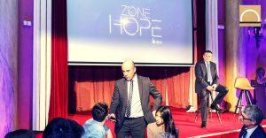 """Aigües de Barcelona inaugura """"The Zone of Hope"""" para demostrar los efectos del cambio climático"""