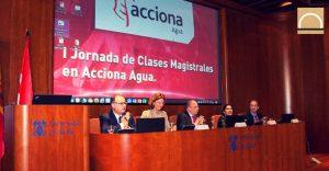 Jornadas de Clases Magistrales ACCIONA Agua en Universidad de Alcalá de Henares