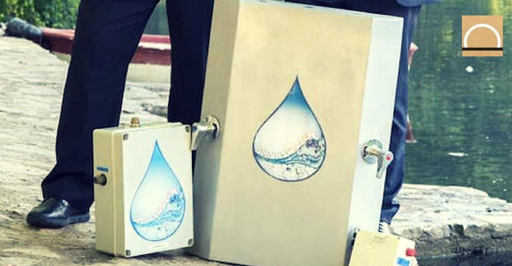 Desarrollan un sistema que ahorra el 40% de consumo doméstico de agua