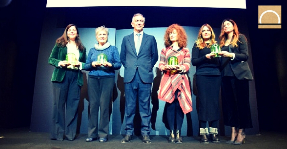 Ecovidrio premia a National Geographic y a El Hierro en su 20 aniversario