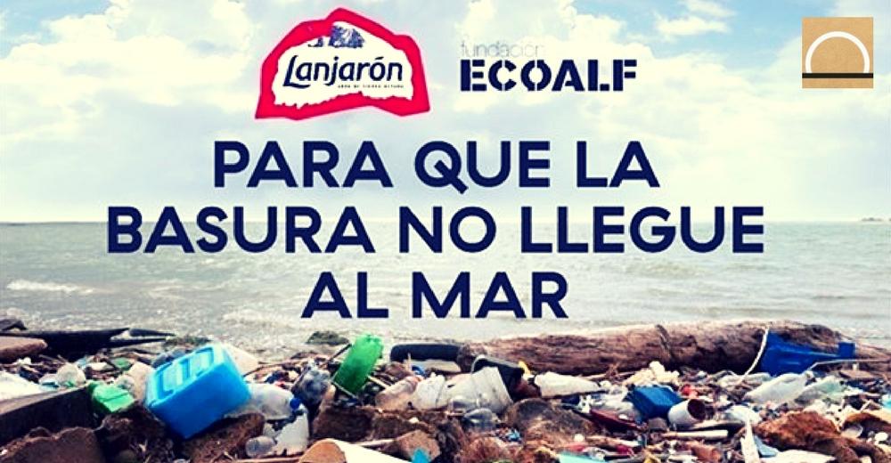 Los residuos de las costas de Granada y Almería se convertirán en artículos de moda