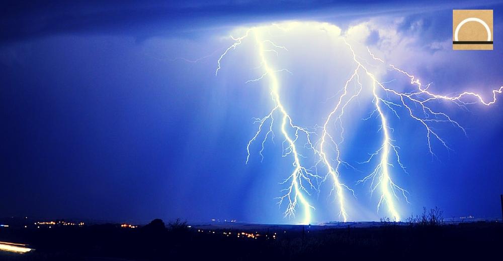 La cantidad de rayos podría disminuir debido al cambio climático