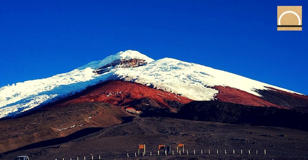 La cobertura glaciar se reduce en Ecuador un 54% en 60 años