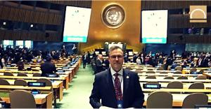 El experto español escogido por la ONU