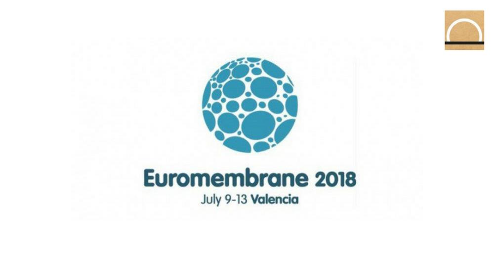 Convocatoria para Euromembrane 2018 en Valencia
