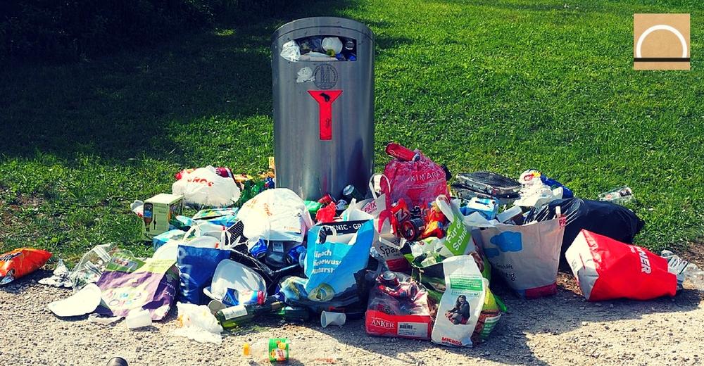 """""""Basuraleza"""", el nuevo término que refleja la catástrofe ambiental del abandono de residuos"""