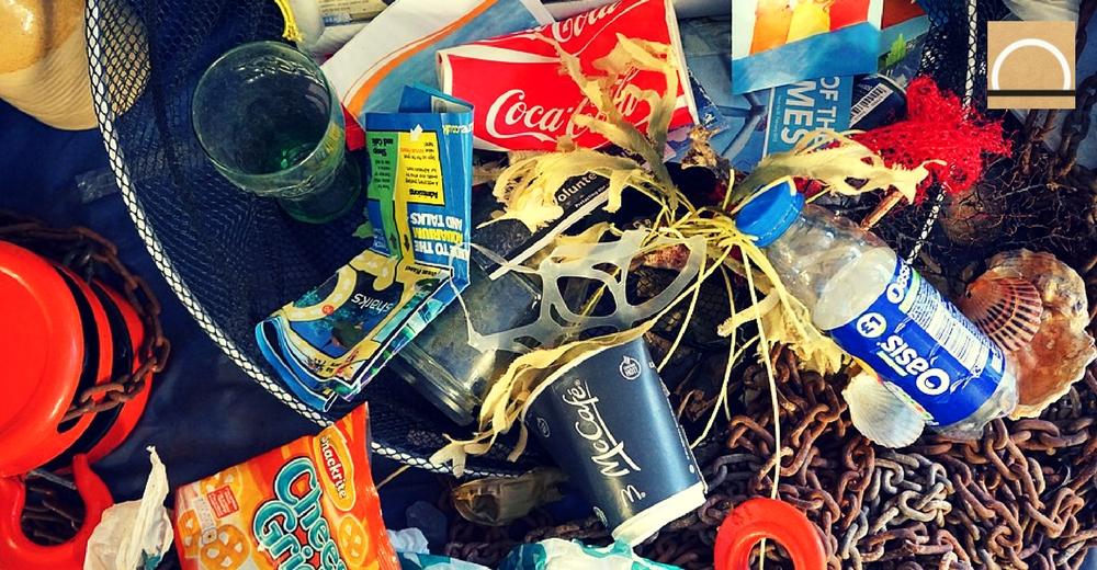 Ecomar recoge en España y Portugal más de una tonelada de residuos en 2017