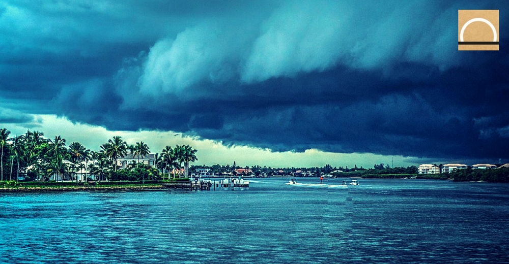 Huracanes más intensos debido al cambio climático