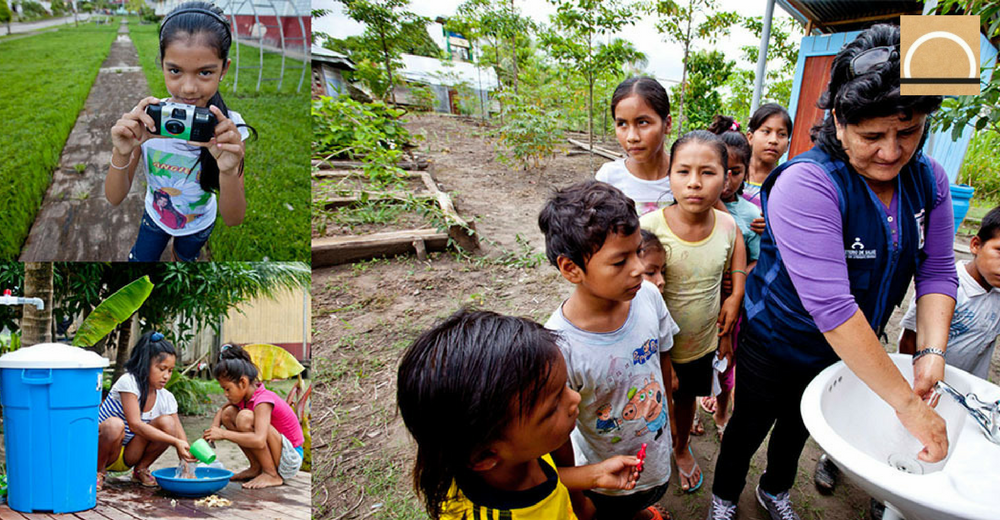 Agua para la Amazonía peruana: un proyecto de Fundación Aquae con UNICEF