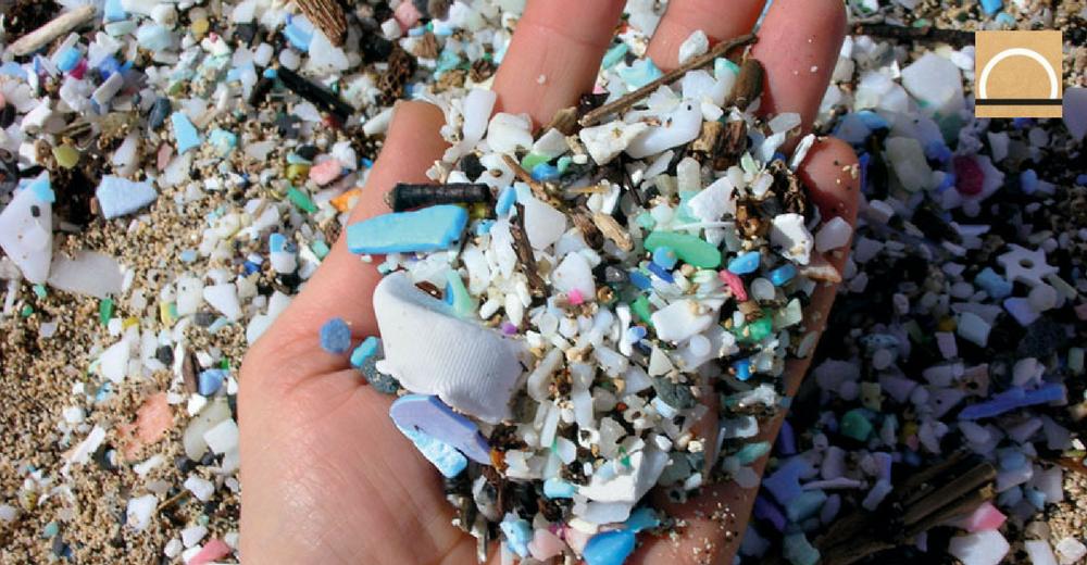 Alerta ante la contaminación terrestre por los microplásticos