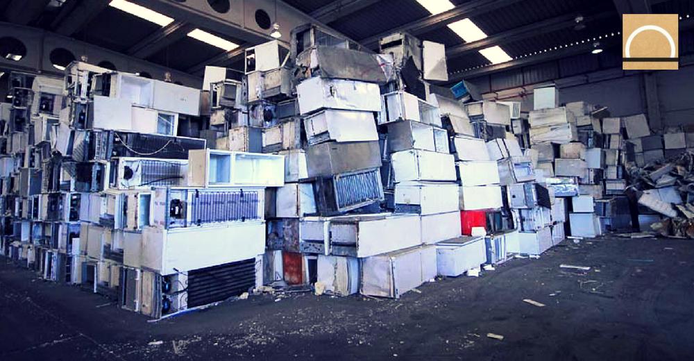 España cumplió con los objetivos de reciclaje de residuos electrónicos
