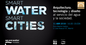 V Jornadas Smart Water, Smart Cities en Madrid
