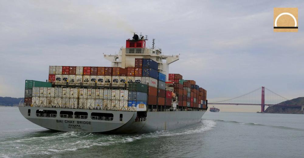 Se firmó un acuerdo internacional para reducir las emisiones en el sector marítimo